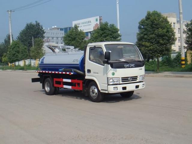 江特牌JDF5040GXEE5型吸粪车