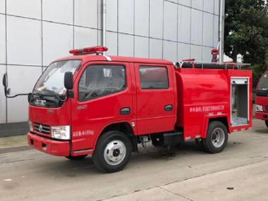 江特牌JDF5041GPSE5型绿化喷洒车
