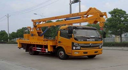 国六东风18米高空作业车