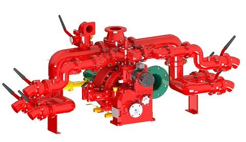 CB20·10/30·60-XZ型消防泵