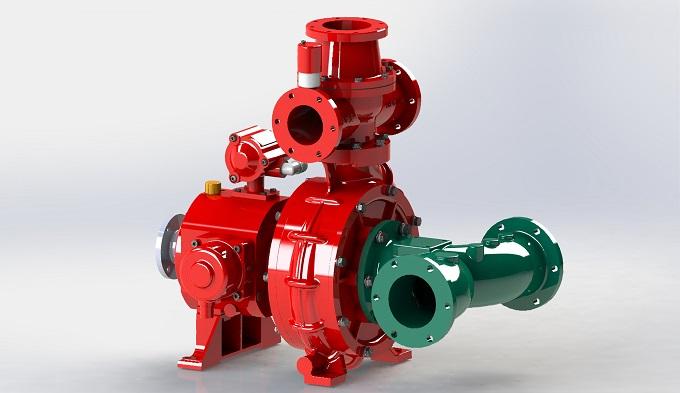 CB10/30-XZ消防泵