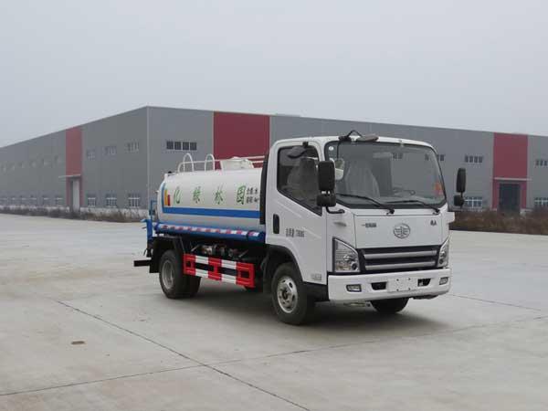 江特牌JDF5080GPSCQ5型绿化喷洒车