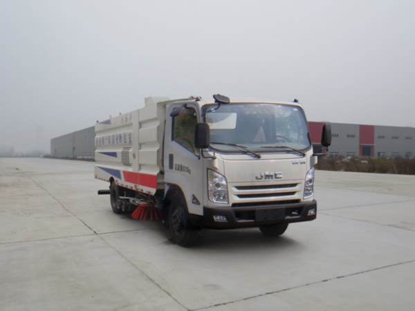 江特牌JDF5080TXSJ5型洗扫车