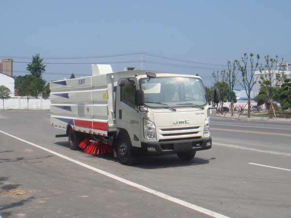 江特牌JDF5080TSLJ5型扫路车