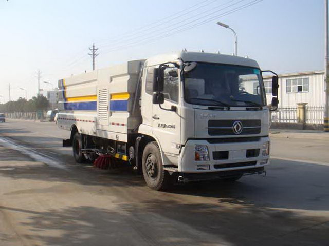 江特牌JDF5160TXSDFL5型洗扫车