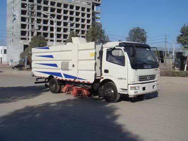 江特牌JDF5080TXSE5型洗扫车