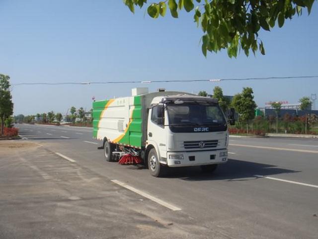 江特牌JDF5090TXSE5型洗扫车