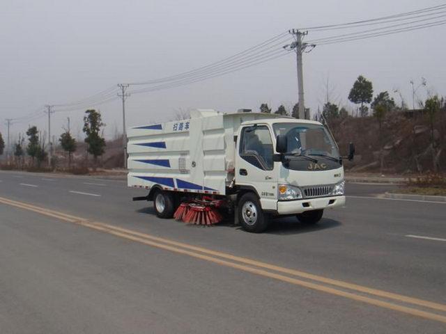 江特牌JDF5070TSLJAC5型扫路车
