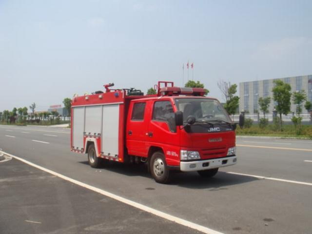江特牌JDF5065GXFSG15/A型水罐山猫直播官网