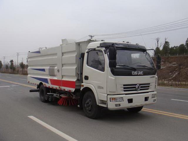 江特牌JDF5080TXSL5型洗扫车