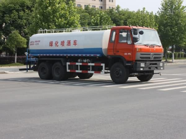 江特牌JDF5250GPSL5型绿化喷洒车