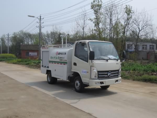 江特牌JDF5040GPSKM5型绿化喷洒车