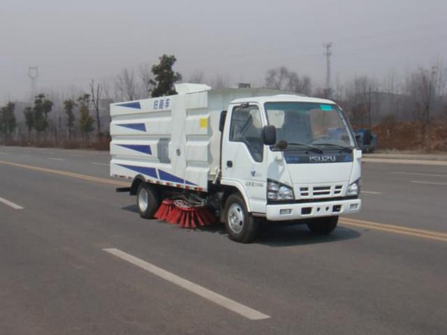 江特牌JDF5070TSLQ5型扫路车