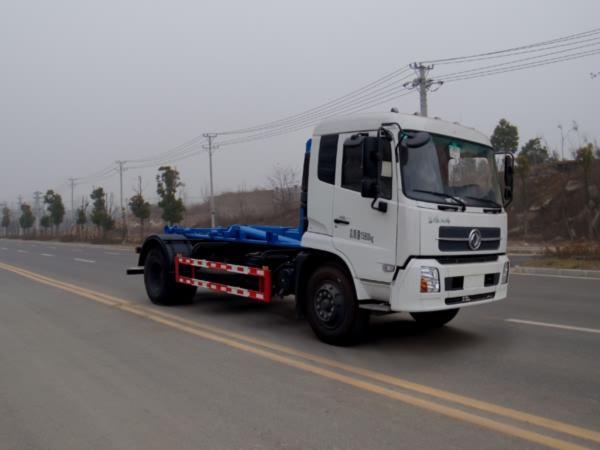 江特牌JDF5160ZXXDFL5型车厢可卸式垃圾车