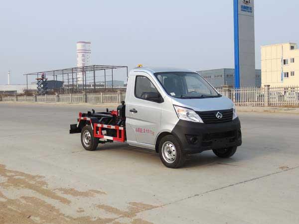 江特牌JDF5020ZXXS5型车厢可卸式垃圾车