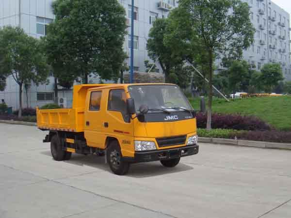 江特牌JDF5040ZLJJ5型自卸式垃圾车