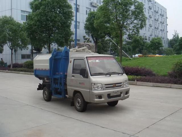 江特牌JDF5030ZZZB5型自装卸式垃圾车
