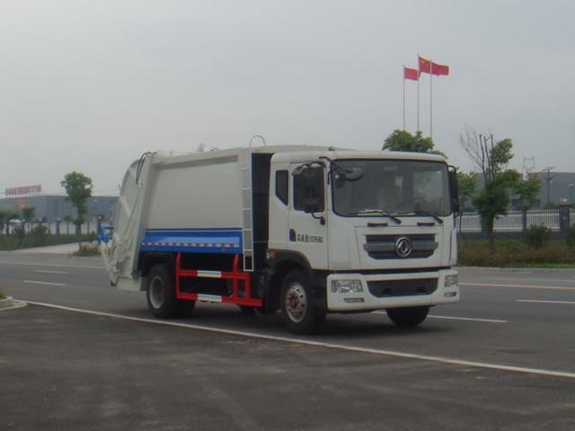 江特牌JDF5160ZYSE5型压缩式垃圾车