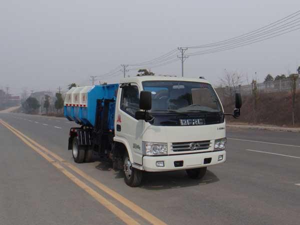江特牌JDF5040ZZZE5型自装卸式垃圾车